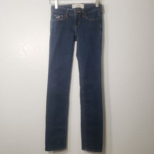 Hollister   Dark Wash Skinny Jeans